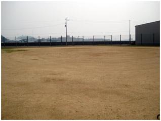 川之江東部グラウンド