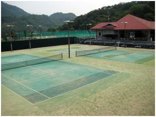 かわのえテニスセンター